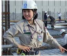 女性も働きやすい現場を女性目線でパトロール