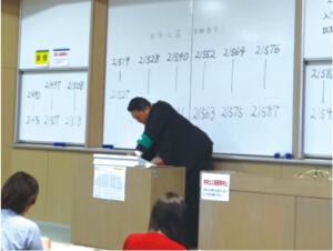 第14回建設業経理士検定試験(1・2級)を実施