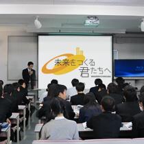 工業高校キャラバンの開催|埼玉・熊谷工業/千葉・東総工業を掲載